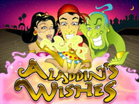 Aladdin's Whishes Slot - RTG